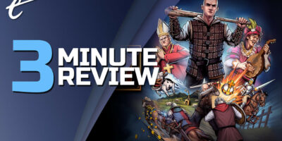 rustler review in 3 minutes jutsu games grand theft auto medieval