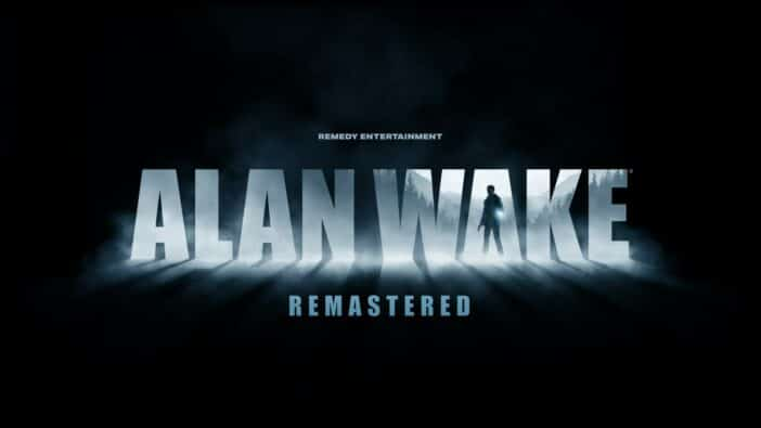 Alan Wake, Remastered, Alan Wake Remastered, Remedy Entertainment, 4K, PS4, consoles, Xbox, PC, Epic Games, DLC, expansions, The Writer, The Signal, Sam Lake, The Sudden Stop, release date