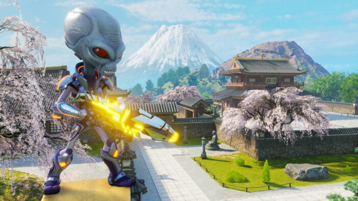 Destroy All Humans, Destroy All Humans 2, Reprobed, remake, black forest games, THQ, anniversary, gameplay, screenshots, trailer, video, reveal, announcement