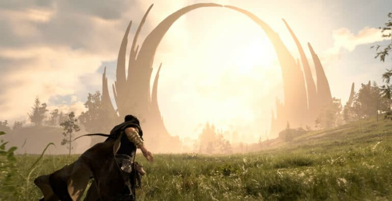 Forspoken, Square Enix, Luminous Productions, Frey, Story, trailer, PlayStation Showcase, characters, gameplay