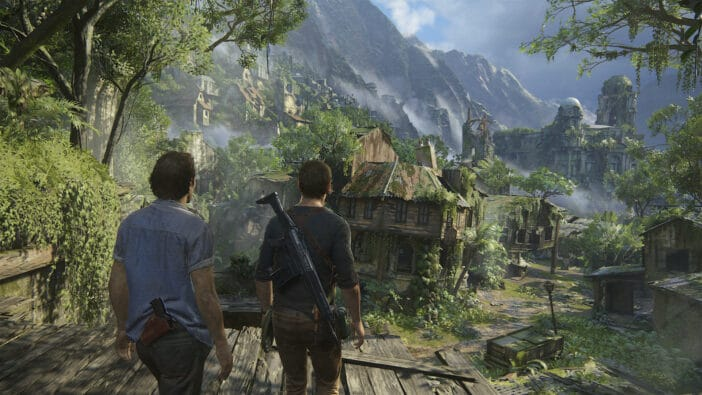 audio drama Uncharted: The Hidden Kingdom, fan, fan made, creation, audio, narrative, Uncharted, The Shadow Remake, video