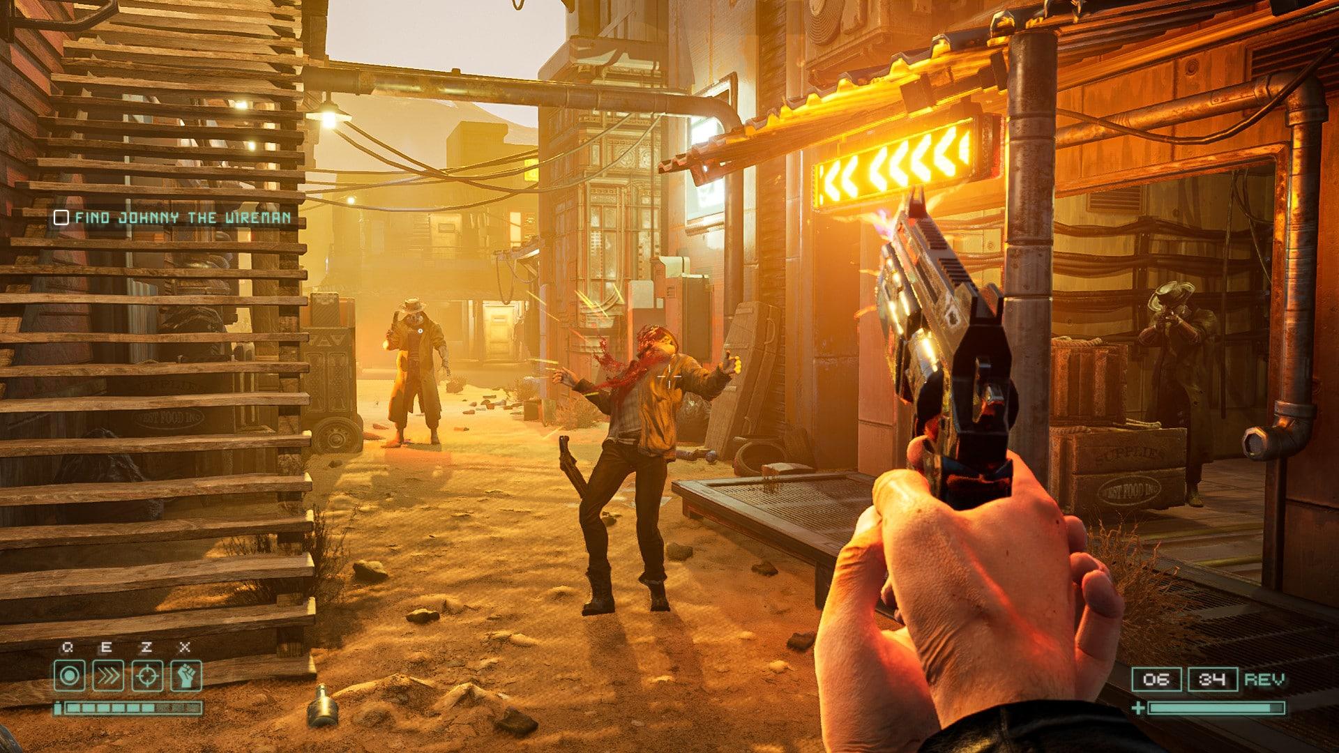 ExeKiller interview Kasia Widmańska Amadeusz Wróbel Paradark Studio cyberpunk sci-fi western open-world reveals PC Trailer Steam GOG consoles