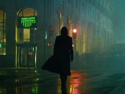 The Matrix Resurrections trailer reboot Keanu Reeves