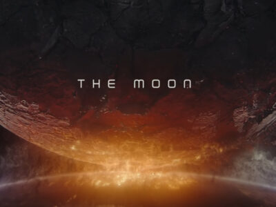 Moonfall trailer Roland Emmerich moon falls like a Hollywood version of Majora's Mask