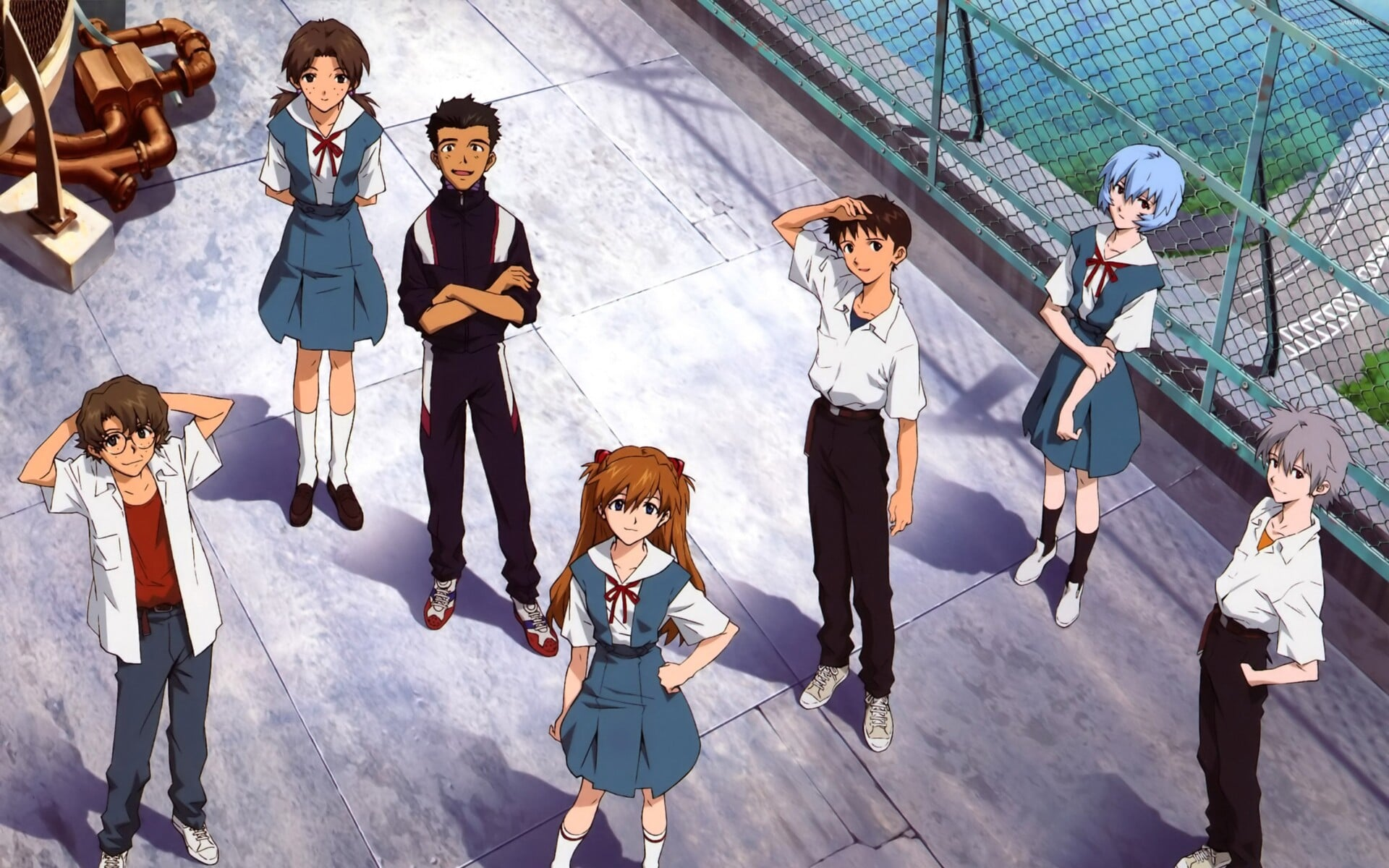 Hideaki Anno anime films Rebuild Thrice Upon a Time Imagines an Ending Beyond Neon Genesis Evangelion
