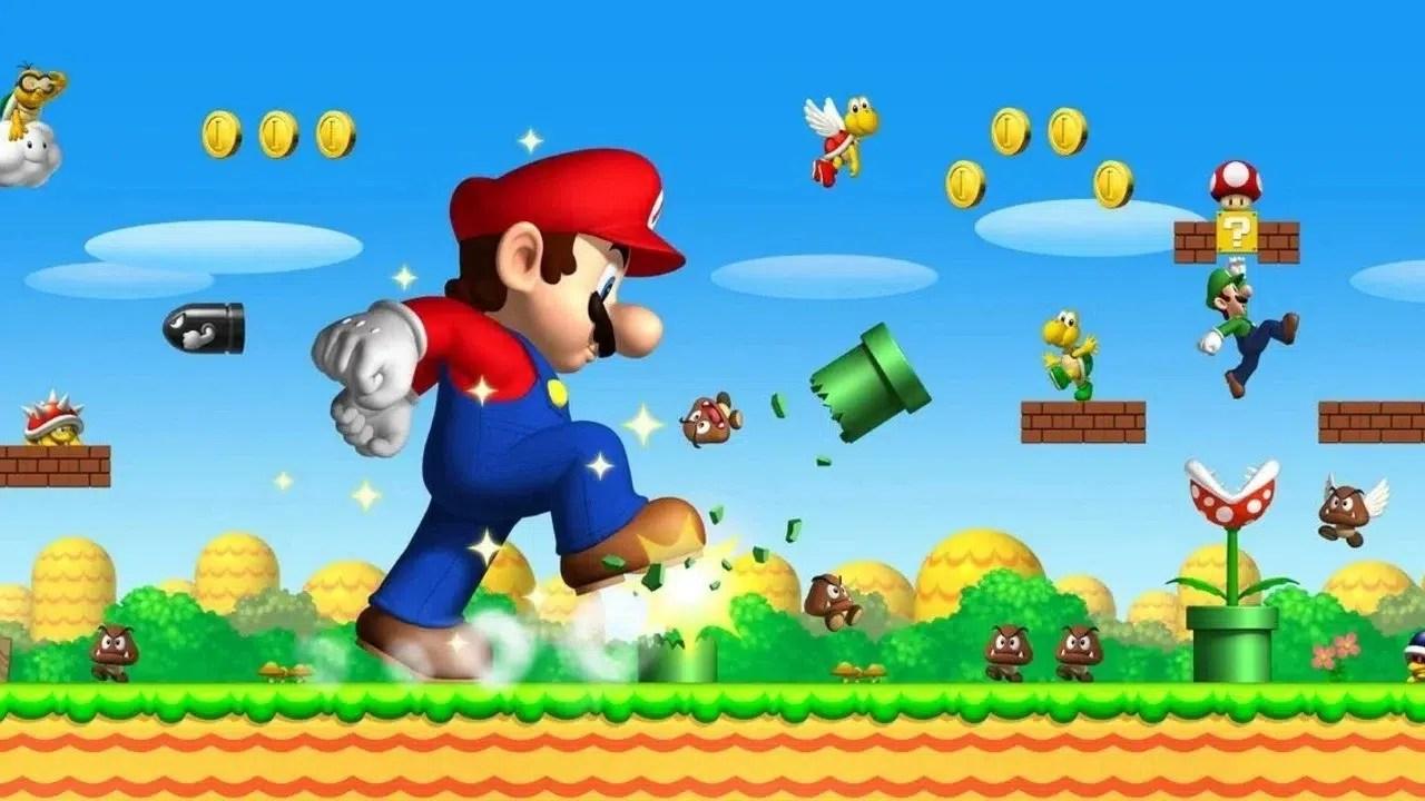 way my kid plays video games pisses me dad off New Super Mario Bros. Nintendo DS Roblox Minecraft