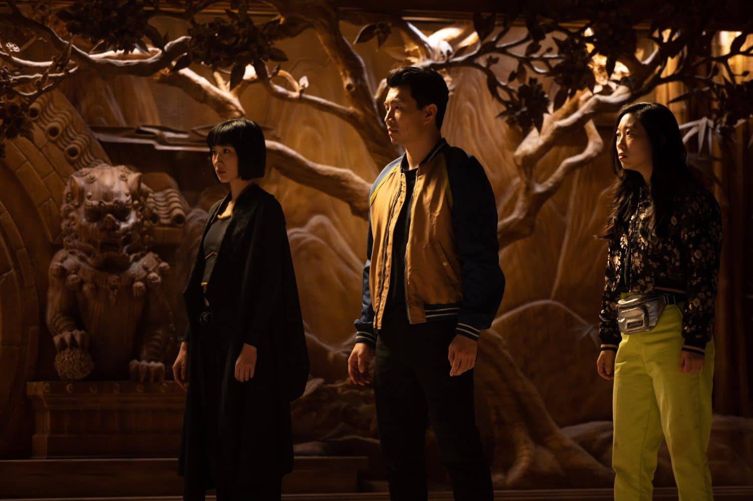 Shang-Chi and the Legend of the Ten Rings generational conflict Zoomer Boomer Y East West China father son Wenwu MCU Marvel Cinematic Universe