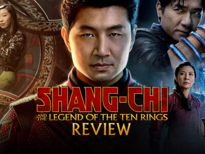 Shang-Chi and the Legend of the Ten Rings review movie Darren Mooney