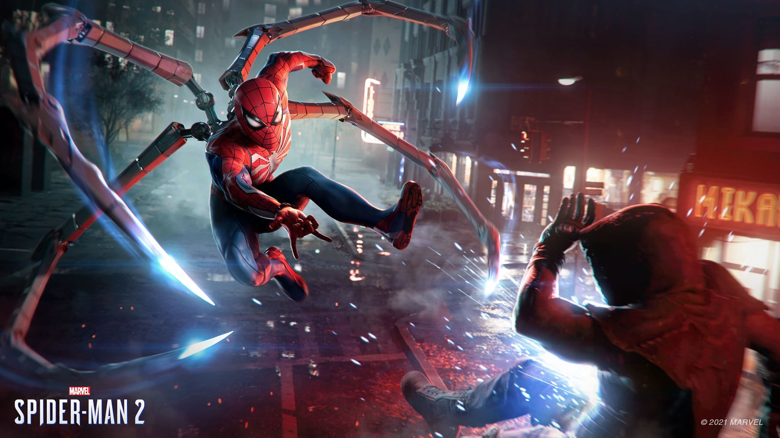 Marvel video games MCU taking over with Insomniac Games Spider-Man 2 Wolverine Midnight Suns, Square Enix Guardians of the Galaxy, not Avengers Marvel's