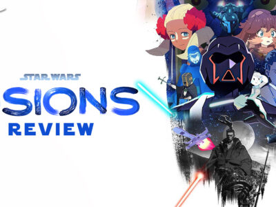 Star Wars: Visions review Disney+ anime