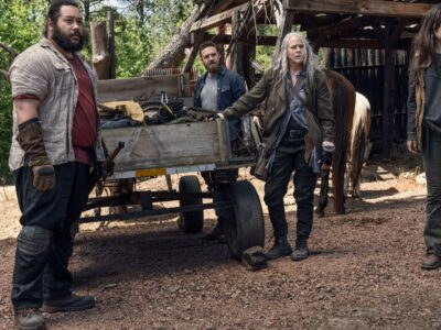 The Walking Dead season 11 episode 5 review Out of the Ashes s11e5 AMC