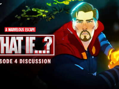 What If... Doctor Strange Lost His Heart Instead of His Hands? review discussion a marvelous escape darren mooney kc nwosu amy campbell