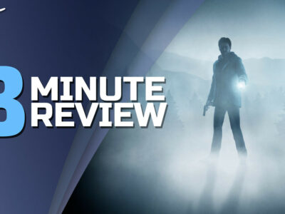 Alan Wake Remastered review in 3 minutes remedy entertainment