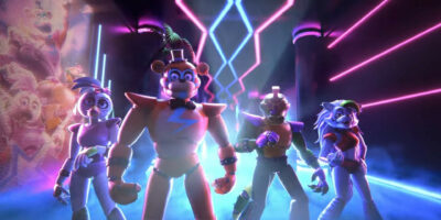 Five Nights at Freddy's, Security Breach, Five Nights at Freddy's: Security Breach, trailer, release date, State of Play, steel wool, gameplay, fazbear