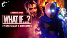 what if episode 8 9 discussion review ultron won watcher broke his oath a marvelous escape mcu marvel cinematic universe darren mooney kc nwosu amy campbell