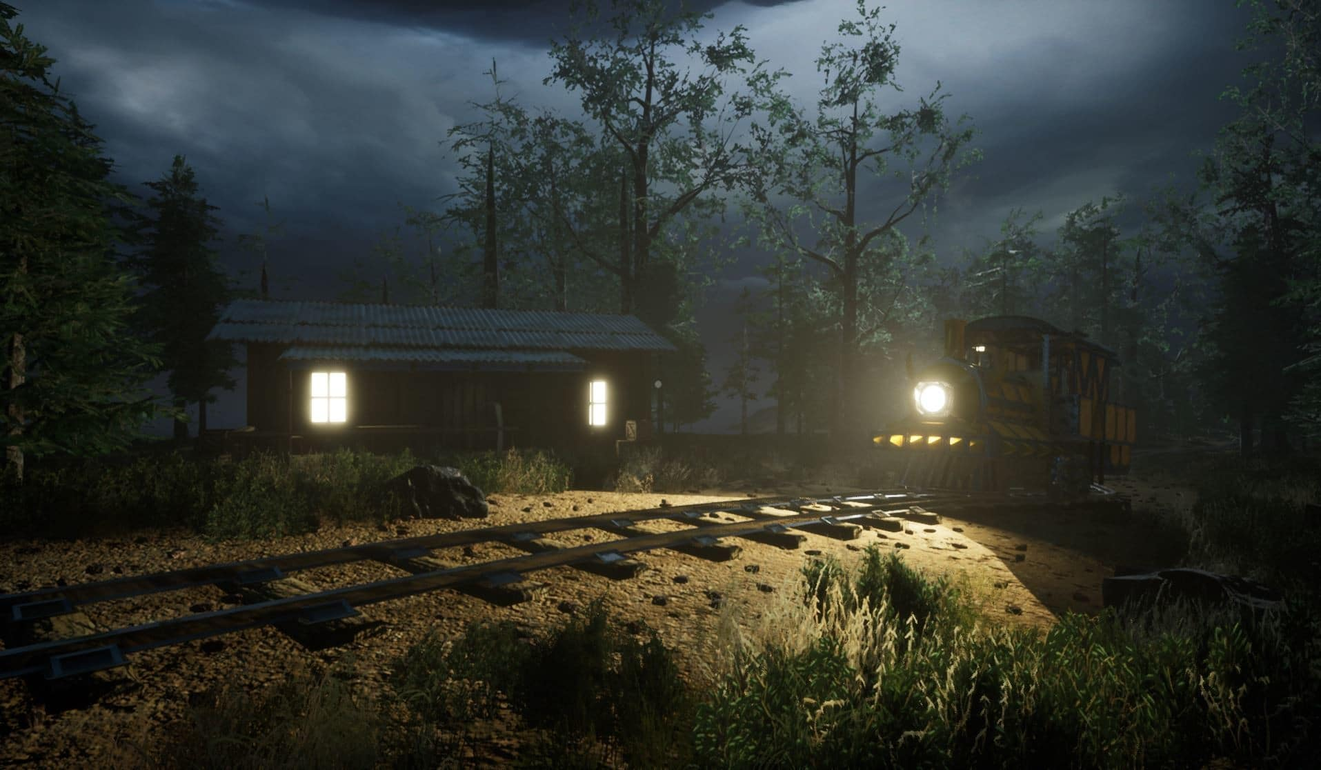 Choo-Choo Charles interview Two Star Games Gavin Eisenbeisz spider train survival horror game