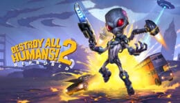 Destroy All Humans 2 Reprobed interview Stefan Schmitz Black Forest Games THQ Nordic remake assistant creative director