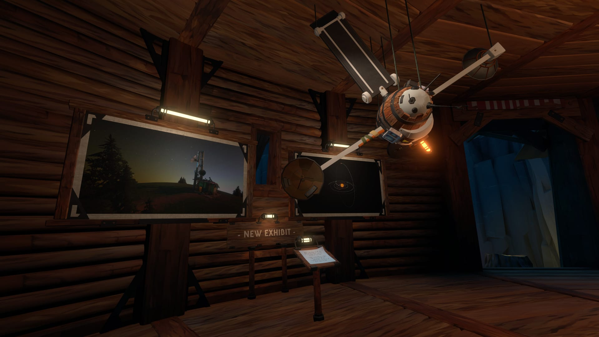 Outer Wilds: Echoes of the Eyes impressions review cosmic wonder horror