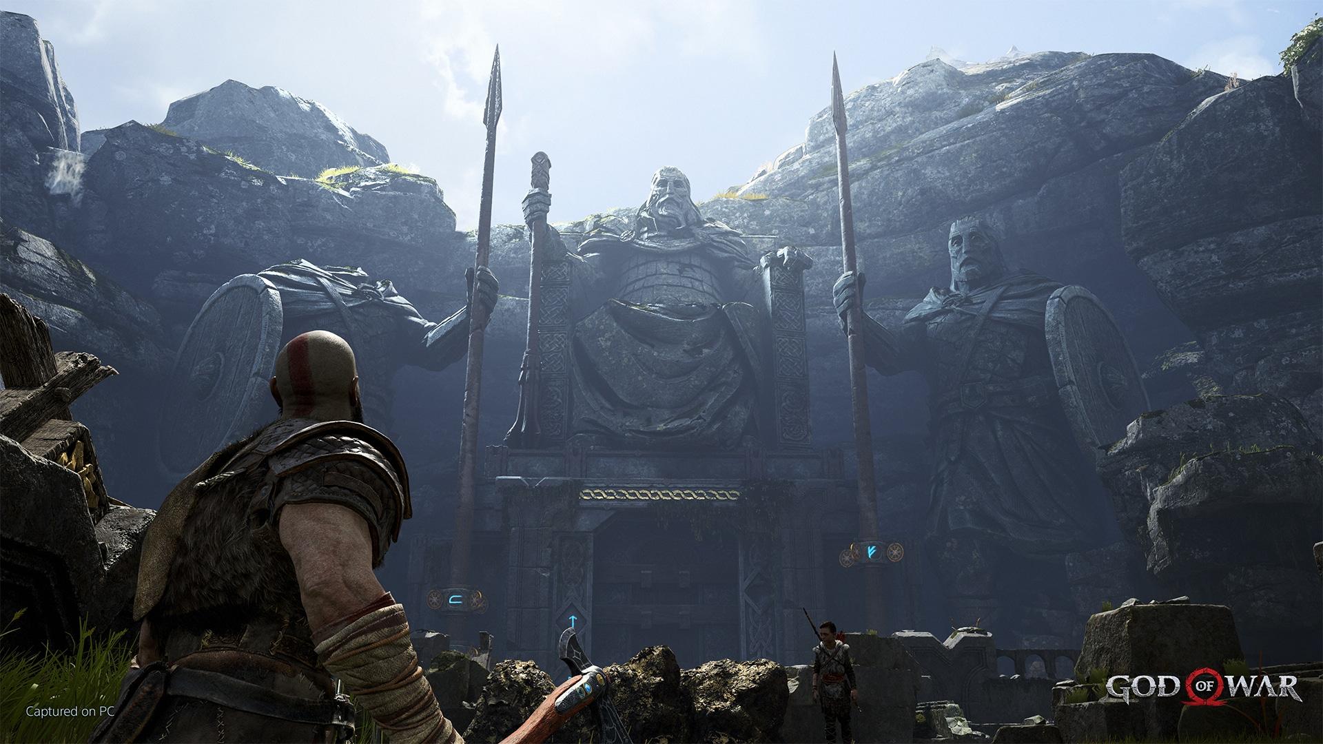 God of War PC release date Steam January 14, 2022 Santa Monica Studio PlayStation Studios