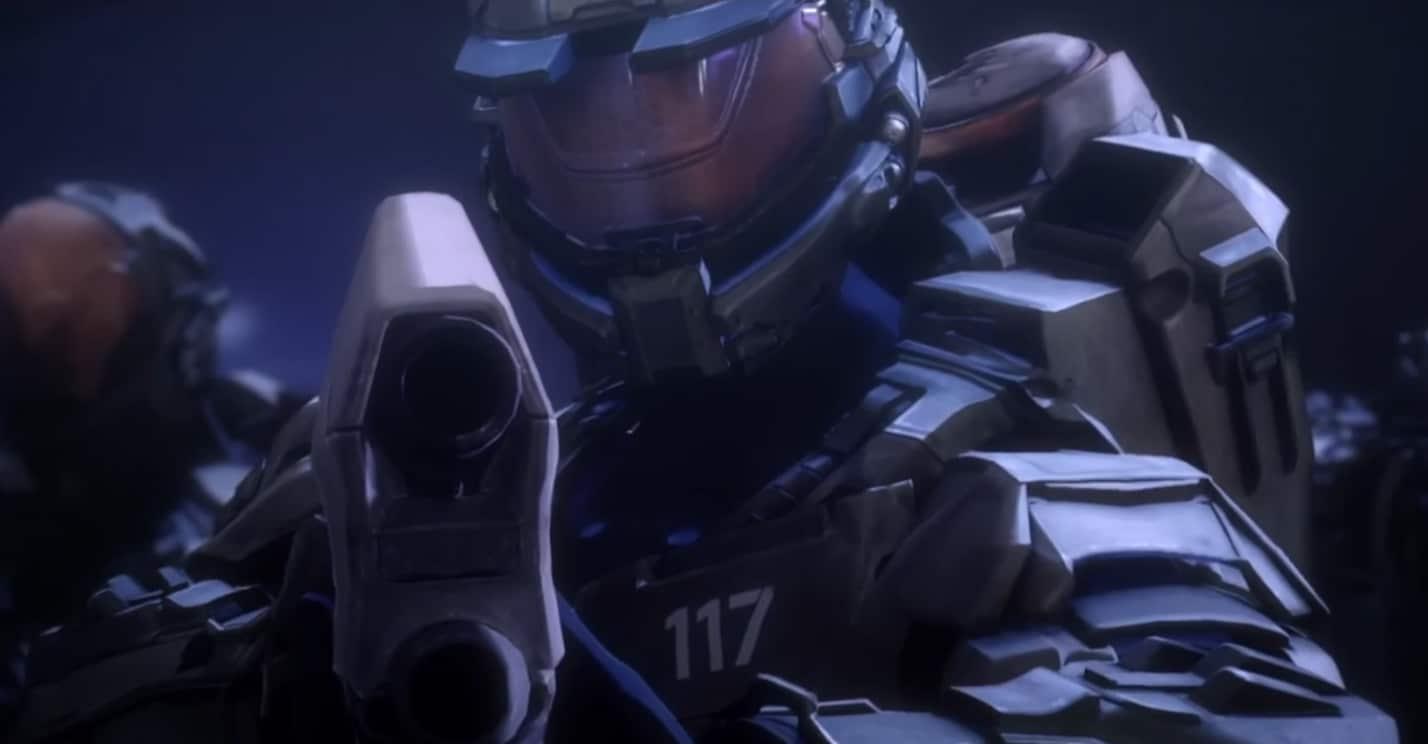 Halo: Reach Master Chief Blue Team origins history story Spartan John-117 Spartan-ii program