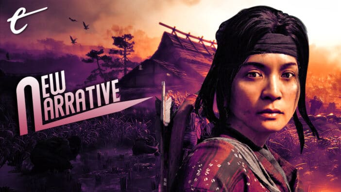 Ghost of Tsushima stealth style attack on samurai honor bushido privilege Yuna represents harsh reality and practicality