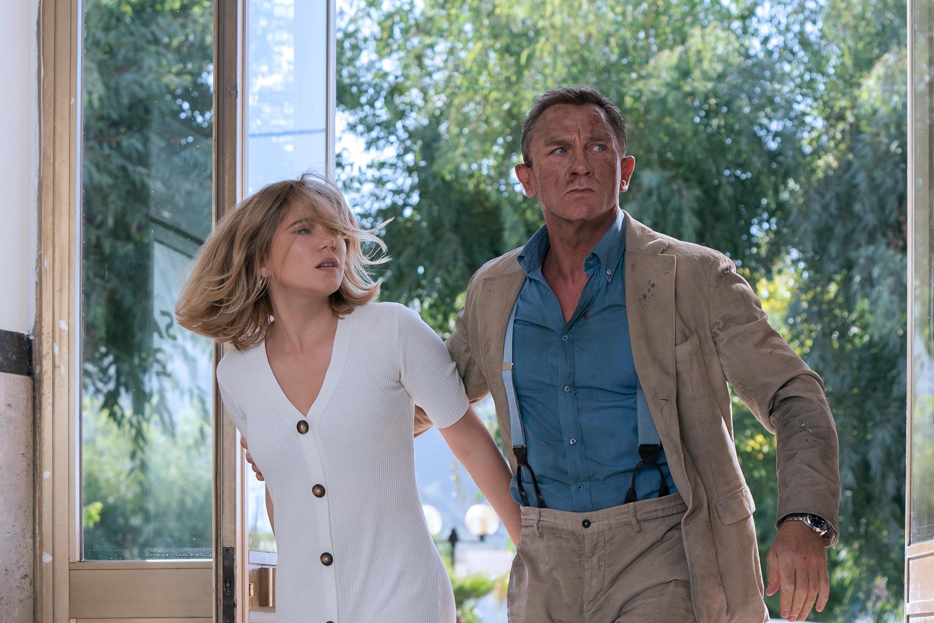 No Time to Die ending in which Daniel Craig James Bond must change or die, and he dies death