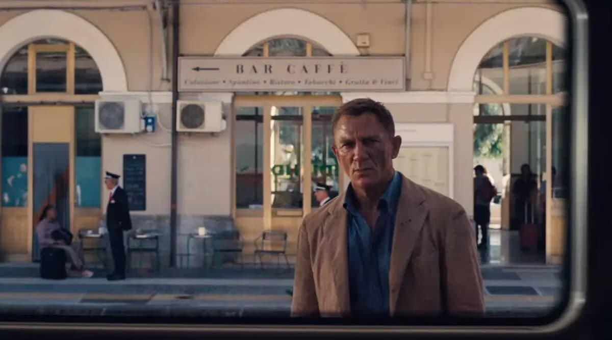 No Time to Die tries to prove the continued intellectual property relevance of the James Bond character as a super spy with Casino Royale, Quantum of Solace, Specter Daniel Craig