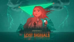 Oxenfree II: Lost Signals preview 2 walkie-talkie time tear tears time travel portal puzzle gameplay Riley Jacob Parentage Nintendo Switch mine cave system Sean Krankel Adam Hines Bryant Cannon Ethan Stearns Night School Studio MWM Interactive MWMi