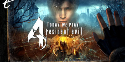 today we try resident evil 4 vr sponsored by oculus
