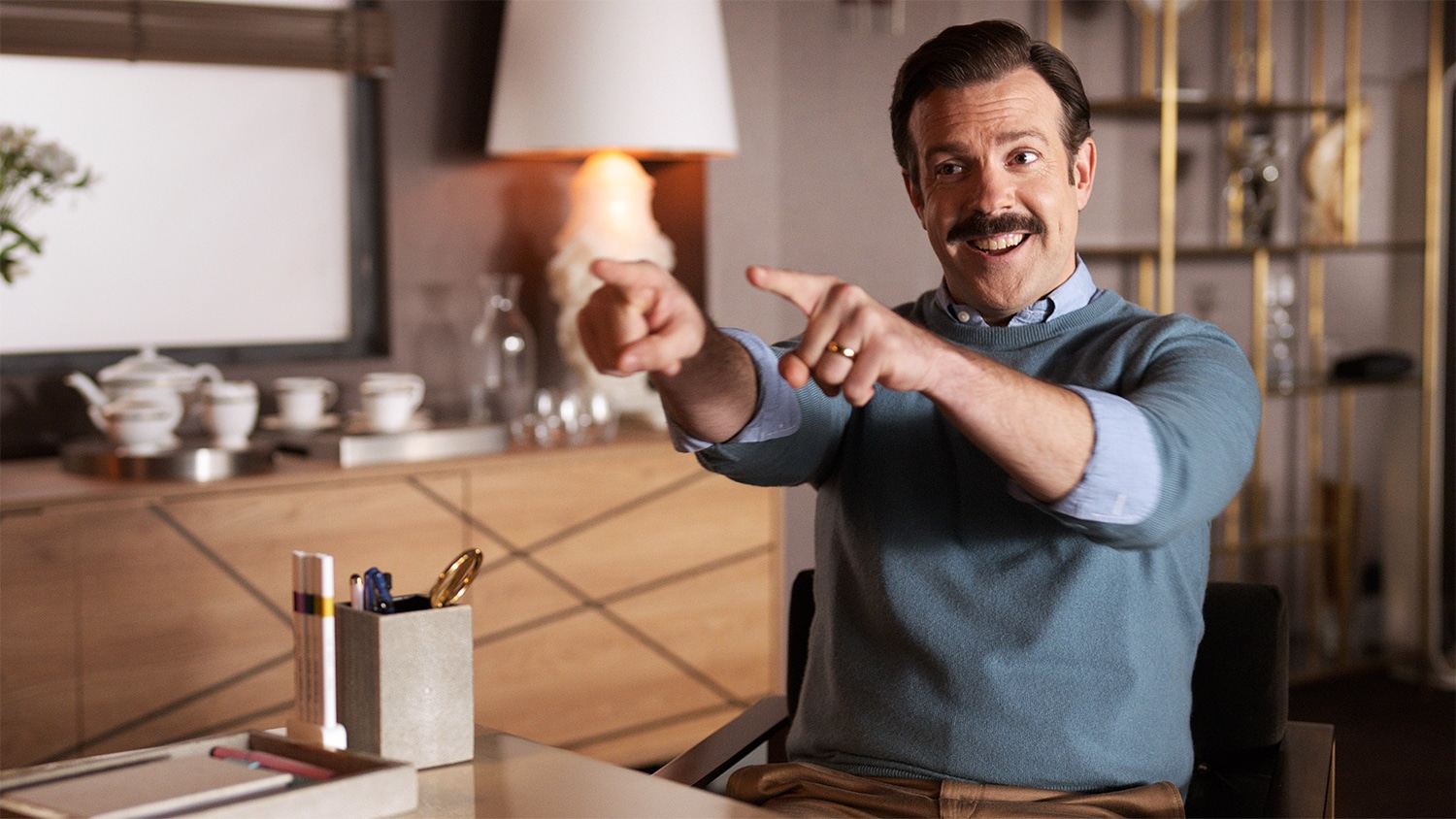 after season 1 & 2 on Apple TV+ What the Ted Lasso Discourse Says About How We Watch Television