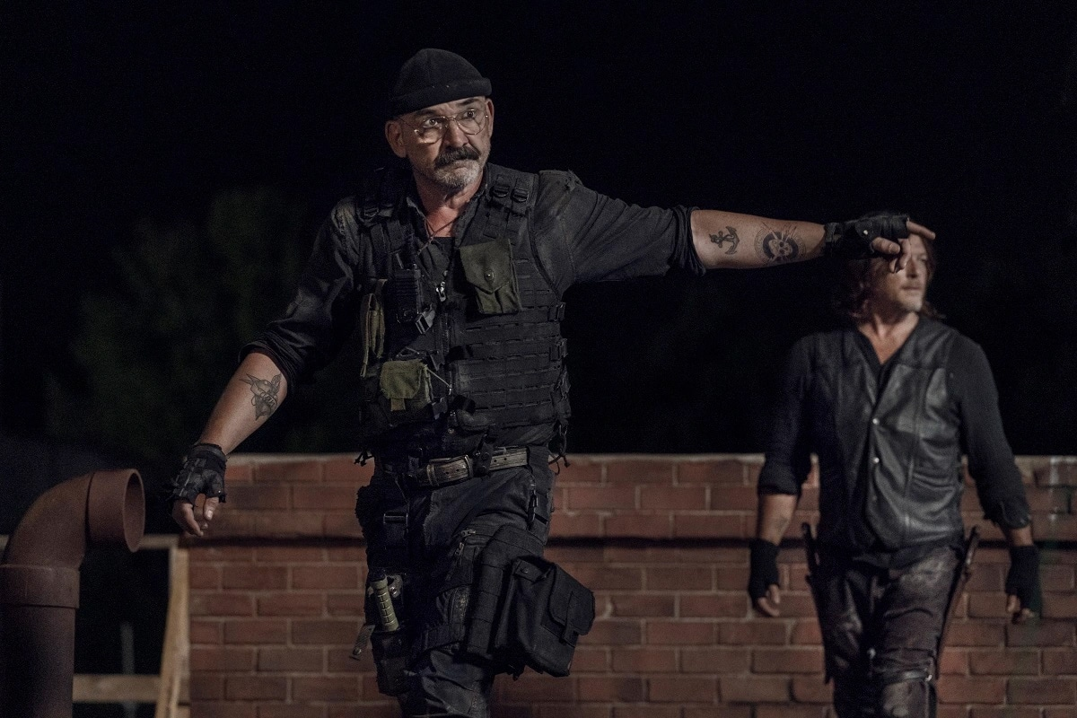 The Walking Dead season 11 episode 8 review For Blood S11E8 Meridian