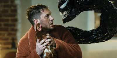 Venom: Let There Be Carnage 2 is the best rom-com romantic comedy since crazy rich asians in the dry 21st century